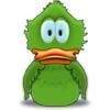 Adiumy, the Adium Duck